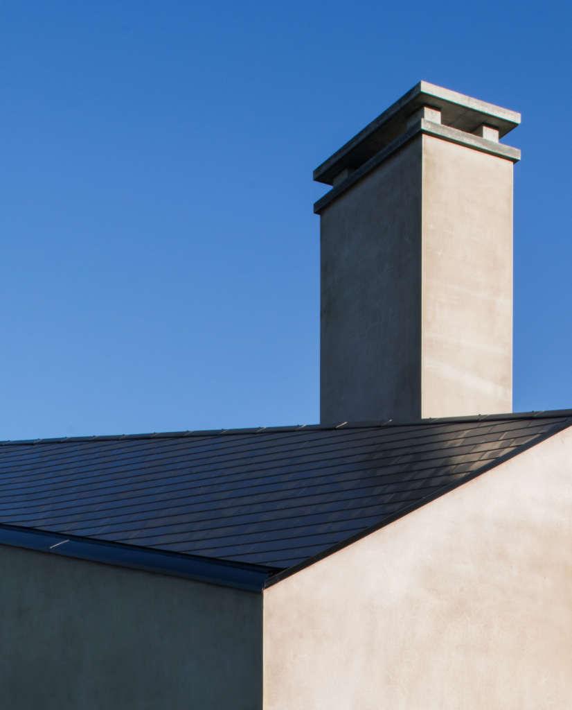 Pollamore House Cavan, Chimney Detail