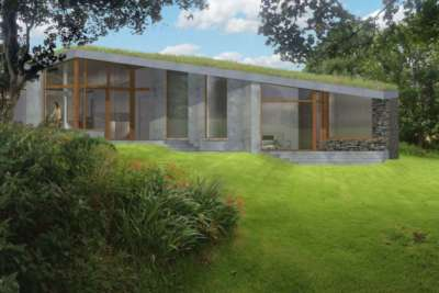 Cottage extension Donegal