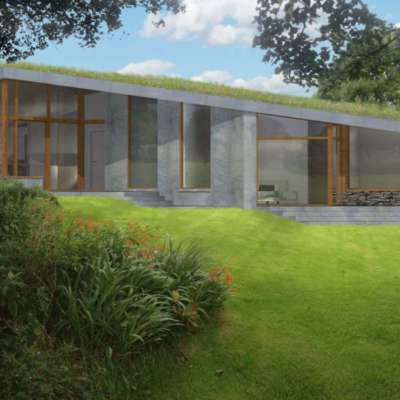 Cottage Extension, Donegal