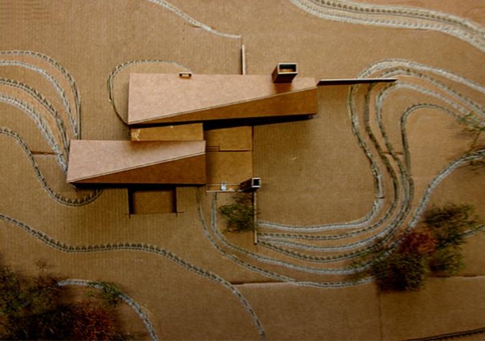 Pollamore House model