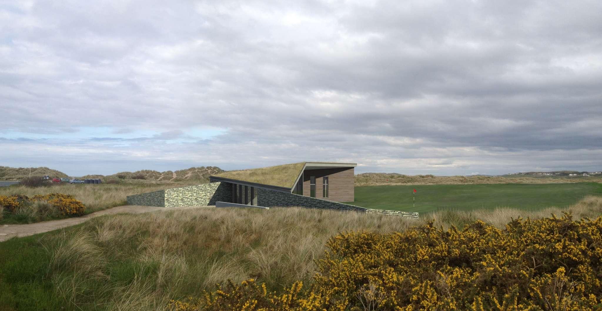 Golf development centre donegal