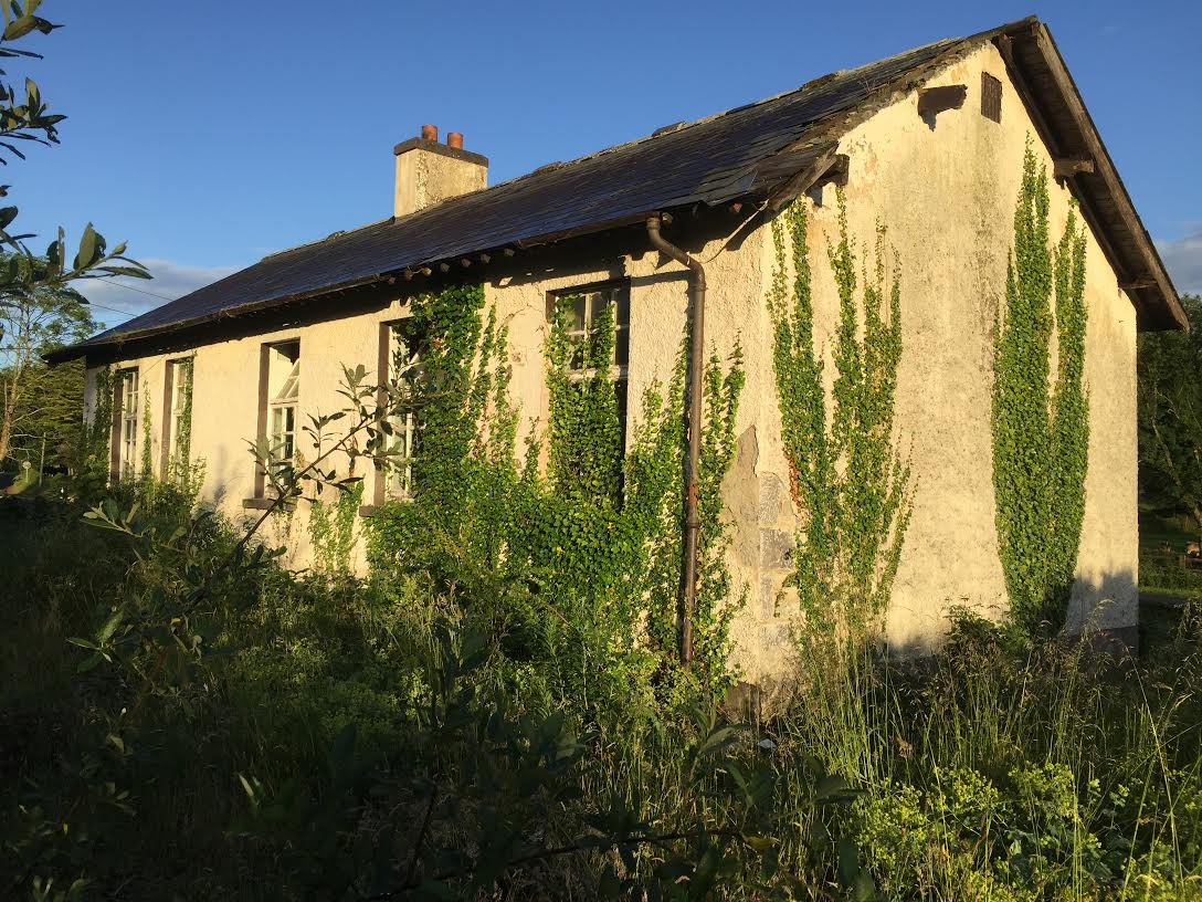 Killygarry School exterior - The Great House Revival, RTÉ One