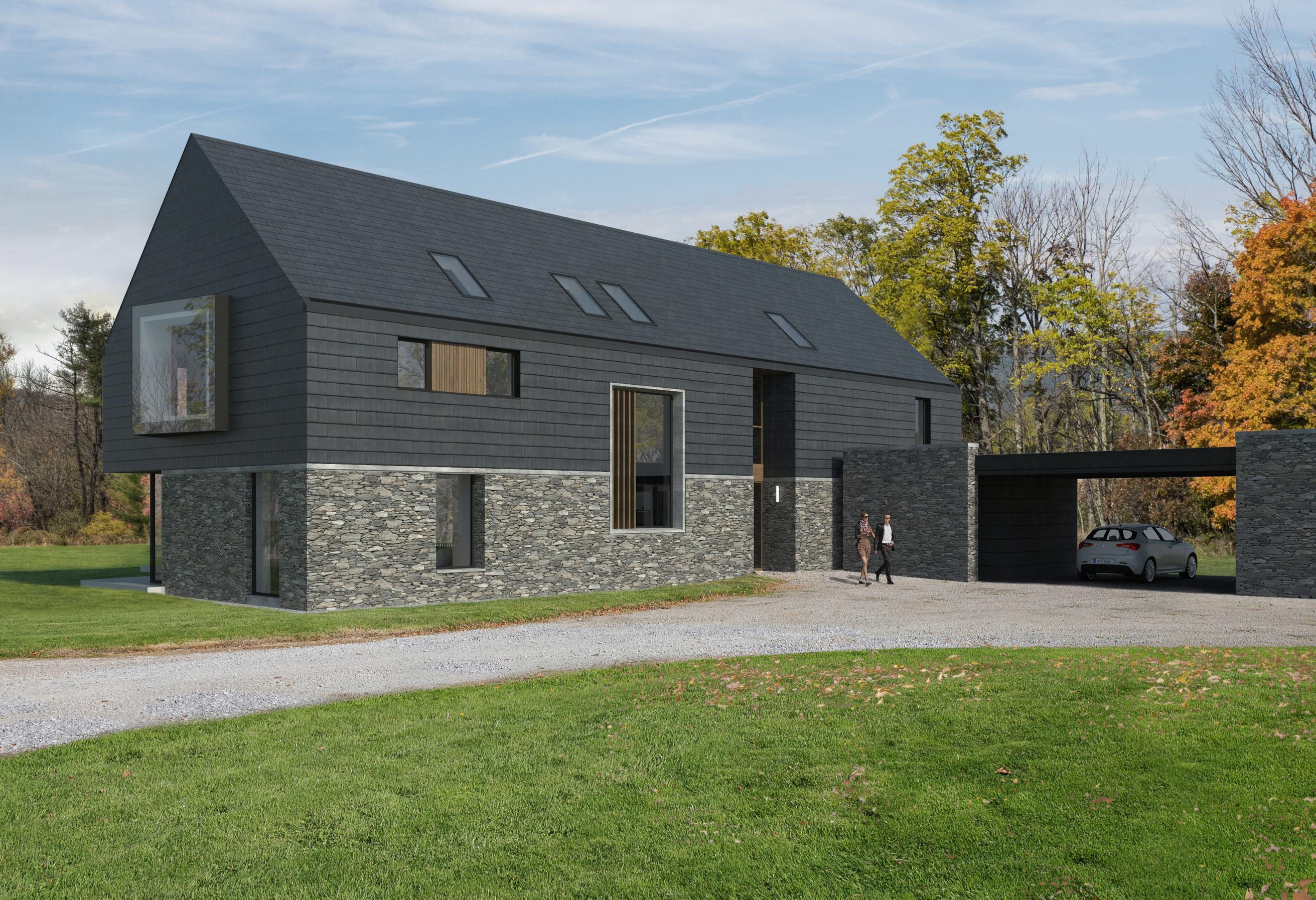 Billis House Craftstudio Architecture