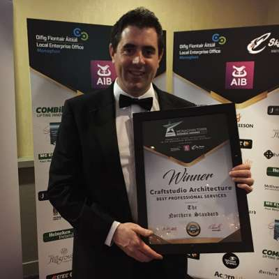 Best Professional Service, Monaghan Business Awards 2018