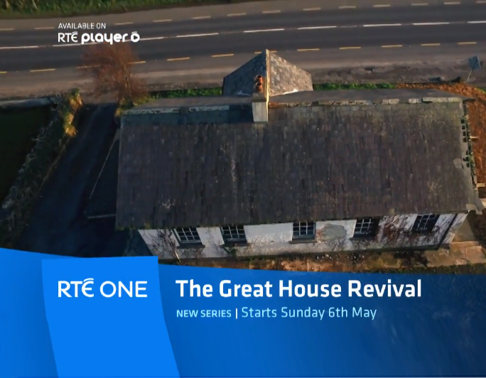 Craftstudio to feature on RTÉ 1's 'THE GREAT HOUSE REVIVAL'