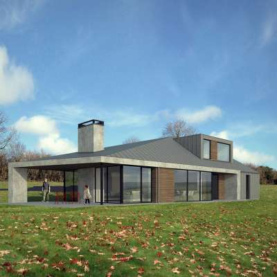 Planning granted, Newstone House, Meath