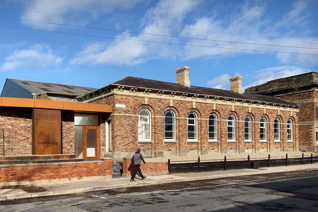 Monaghan Train Station
