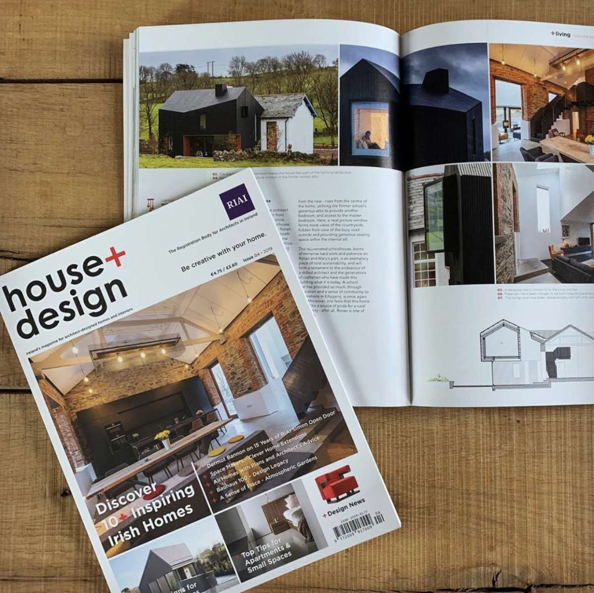 RIAI House + Design Magazine