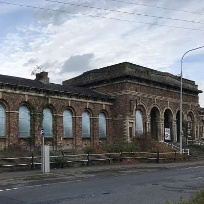 Craftstudio acquire the Old Monaghan Train Station
